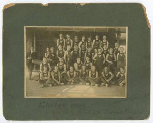 Springfield College Men's Gym, Class of 1904