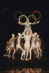 Olympics Aspiration Tableaux