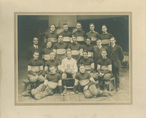 1917 Springfield College Football Team