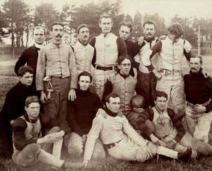 1898-1899 Springfield College Football Team