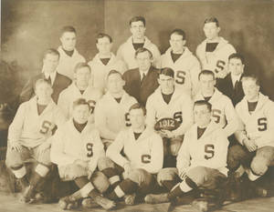 1912 Springfield College Football Team