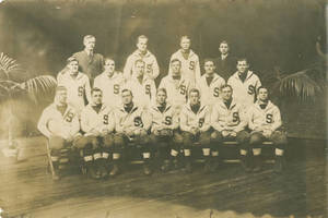 1913 Springfield College Football Team