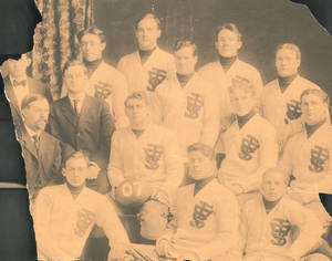 1907 Springfield College Football Team