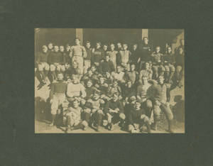 1907-1908 Springfield College Football