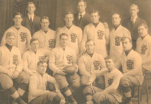 1909 Springfield College Football Team