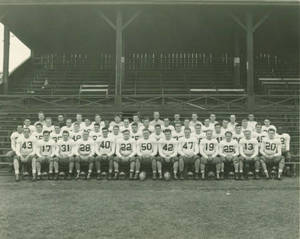 1946 Springfield College Football Team
