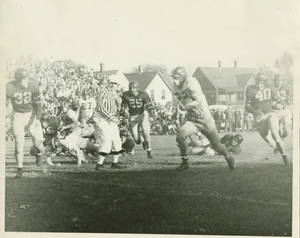 Springfield College Early Football Game