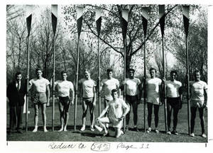 1941 Springfield College Crew Team