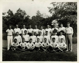 1936 Springfield College Men's Lacrosse Team