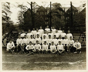 1937 Springfield College Men's Lacrosse Team