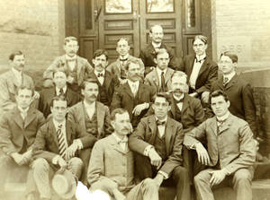 Springfield College Class of 1900 Alumni Reunion
