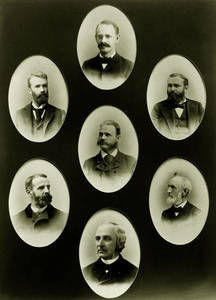 Training School Faculty c. 1890