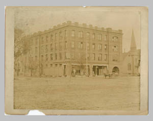School for Christian Workers Building c. 1889