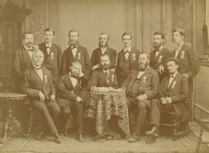 World's Central Committee, 1878