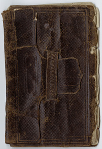 Edward Hitchcock notebook, 1855-1857
