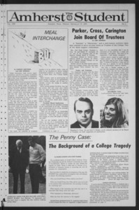 Amherst Student, 1973 September 17