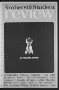 Amherst Student Review, 1973 December 6