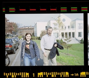 Photographs of Family Weekend, November 2001