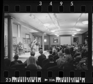 Photographs of Keepers of the World Storytelling Festival, 2001 April