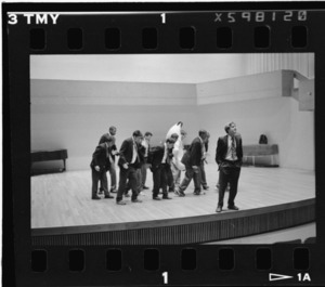 Photographs of Zumbyes performance at Reunion, 1999 June