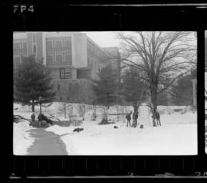 Photographs of Winter Weekend, 1978 February 18
