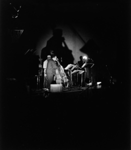 Photographs of Charles Mingus concert, 1973 October 15
