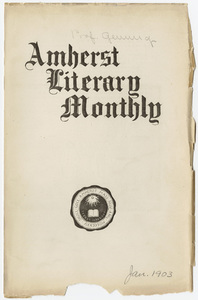 Amherst College Student and Alumni Publications Collection