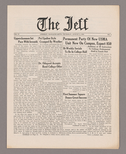 The Jeff, 1945 August 2