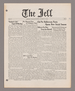 The Jeff, 1944 October 27
