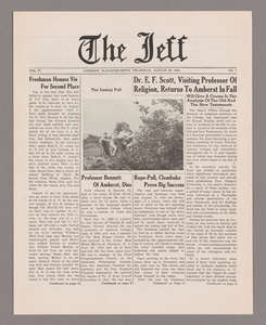 The Jeff, 1945 August 23