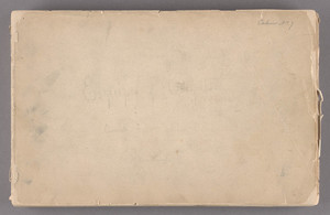 Henry J. Van Lennep (AC 1837) Sketches and Papers
