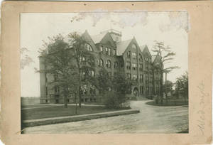 Administration Building, ca. 1900