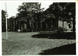 Administration Building, 1948