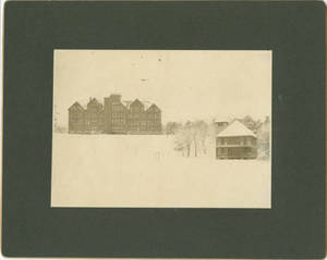 Dormitory Building and Boathouse, 1902