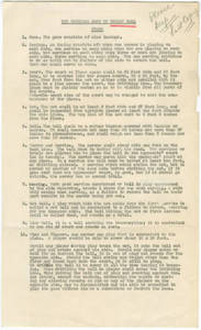 Original Rules of Volleyball