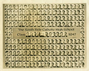 The 1947 South Side Catholic High School Class