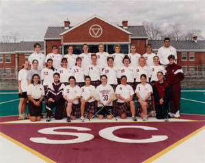 2000 Women's Lacrosse team (2000)