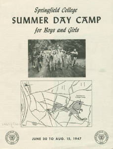 Camp Masassoit Brochure (1947)