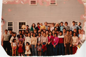 International students (ca. 1982-1985)