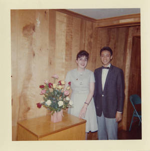 Nellie Jeifez and Tony Ko (1962)