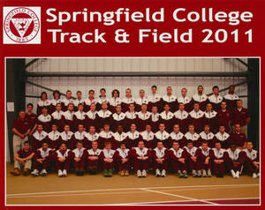 Springfield College Track and Field 2011