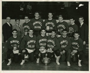 Awarded Wrestling Team of Springfield College