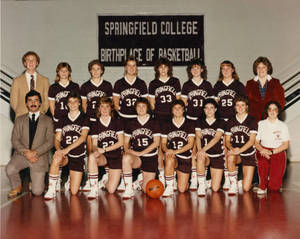 Springfield College Women's Basketball Team