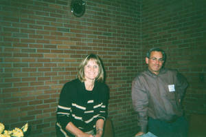 Stephen E. Posner and Cheryl A. Raymond, ca. 1999