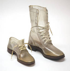 Boot and Shoe in Karpovich Experiment (1956)