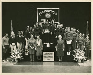 1969 DGWS National Intercollegiate Gymnastic Championships