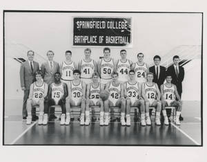 Men's basketball team (1988-1989)