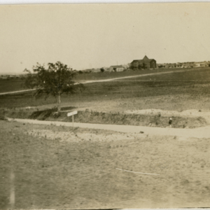 Camp MacArthur - Waco, Texas - World War I - Landscape