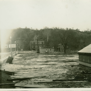 March 1936 Flood - Chicopee Center