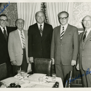 Anthony J. Stonina - with Massachusetts and International Leaders
